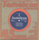 Johnny Clarke - Creation Rebel / U Roy - Creation Rebel (Jamaican Recordings) UK 7""